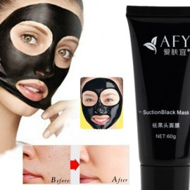 FACE CARE MASK - BLACK