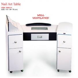 Protez tırnak masasi - Table-3
