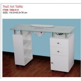 Protez tırnak masasi - Table-9