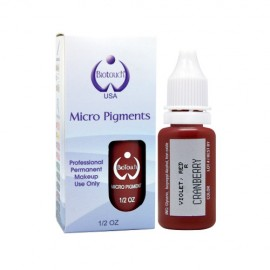 Cranberry Micro Pigment 15mL (Biotouch)
