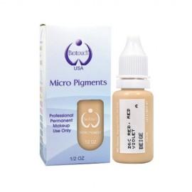 Beige Micro Pigment 15mL (Biotouch) BEJ