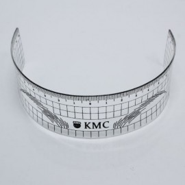 Eyebrow Measuring Ruler - 2