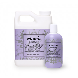 SOOTHING SOAK OFF Gel Polish Remover