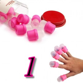Nail Remover Containers