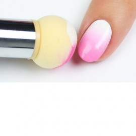 Nail art ombre sponge