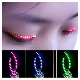 Lighted Eye Lash Tape Led