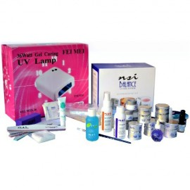 NSI GEL SYSTEM SET-LARGE SIZE BOX [JSET-2]