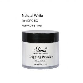 DIPPING POWDER SİNA ( NATURAL WHITE ) [DIPO-B03]