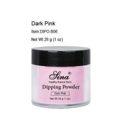 DIPPING POWDER SİNA ( DARK PINK ) [DIPO-B06]
