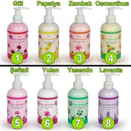 8 different essences [HBL]