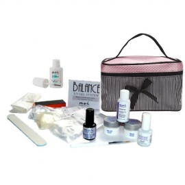 NSI GEL SYSTEM SET-MINI COSMETIC BAG BOY [JSET-1]