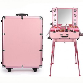 Cosmetic Box Big - Pink