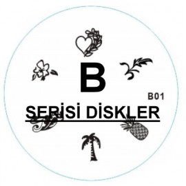 B SERIES 7 DESIGN STAMPING DISC