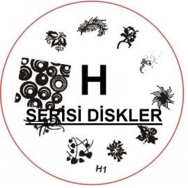 H SERIES 11 DESIGN STAMPING DISC