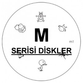 M SERIES 7 DESIGN STAMPING DISC