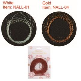 Nail Foils - BAND-SHAPED